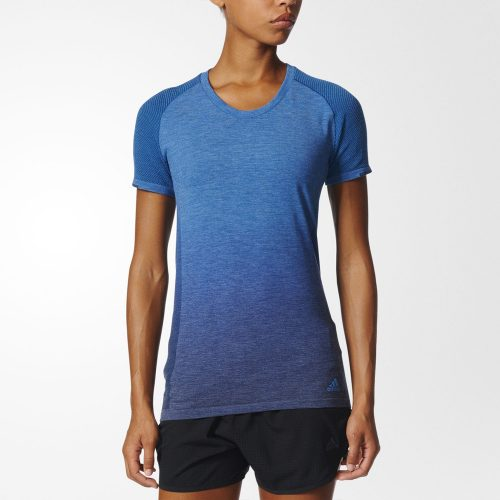 adidas Primeknit Wool Short Sleeve Tee: adidas Women's Running Apparel Spring 2017