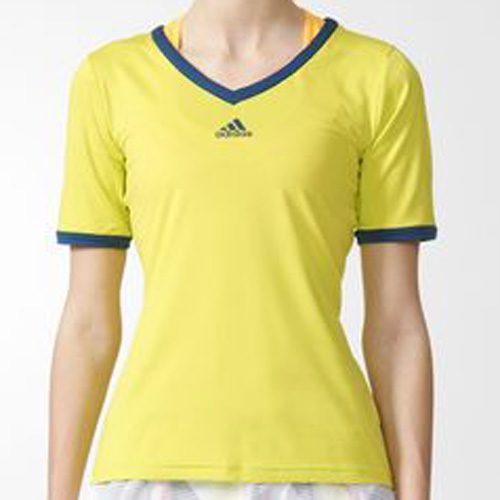 adidas Pro Tee: adidas Women's Tennis Apparel Fall 2016