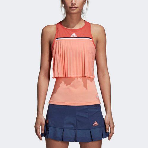 adidas Roland Garros Tank: adidas Women's Tennis Apparel