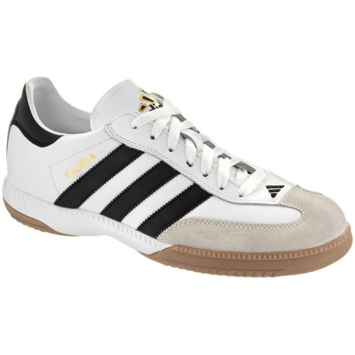 adidas Samba Millenium White: adidas Men's Soccer Shoes