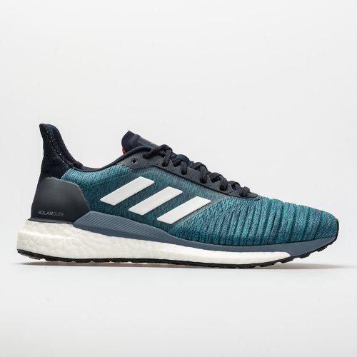 adidas SolarGlide: adidas Men's Running Shoes Legend Ink/White/Hi-Res Aqua