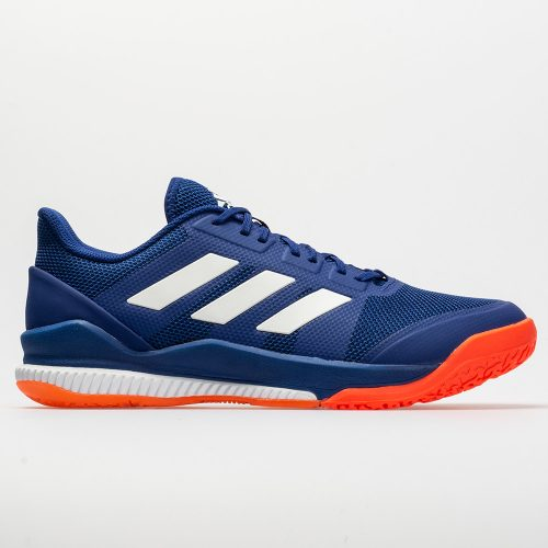 adidas Stabil Bounce: adidas Men's Indoor, Squash, Racquetball Shoes Mystery Ink/White/Solar Red
