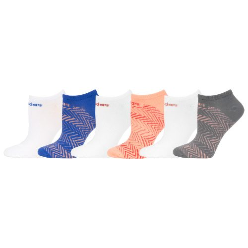 adidas Superlite No Show Socks 6 Pack: adidas Women's Socks