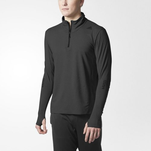 adidas Supernova Half Zip: adidas Men's Running Apparel Winter 2017