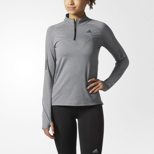adidas Supernova Half Zip: adidas Women's Running Apparel Winter 2017