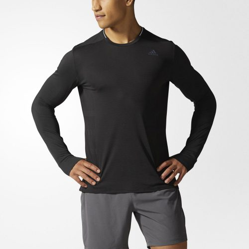 adidas Supernova Long Sleeve Tee: adidas Men's Running Apparel Winter 2017