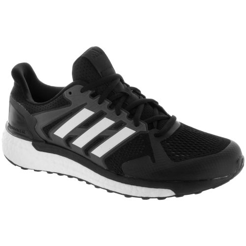 adidas Supernova ST: adidas Men's Running Shoes Core Black/White/Grey
