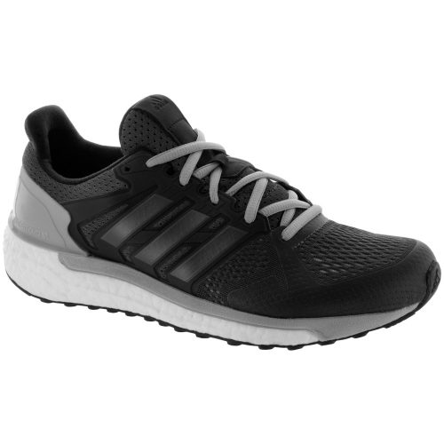 adidas Supernova ST: adidas Women's Running Shoes Grey Five/Night Metallic/Core Black