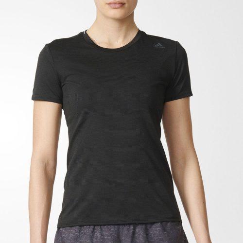 adidas Supernova Short-Sleeve Tee: adidas Women's Running Apparel Spring 2017