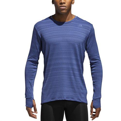 adidas Supernova Soft Long Sleeve Tee: adidas Men's Running Apparel