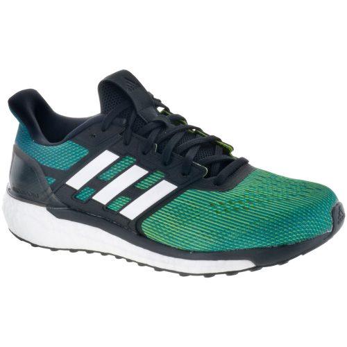 adidas Supernova: adidas Men's Running Shoes Solar Slime/White/Hi-Res Blue