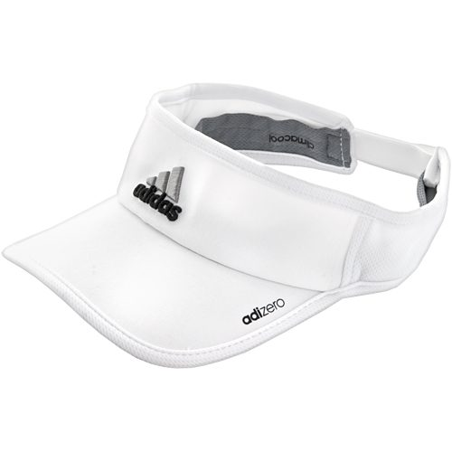 adidas adiZero II Visor: adidas Women's Hats & Headwear