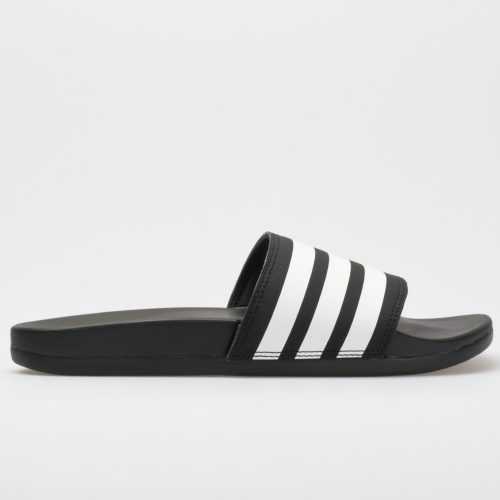 adidas adilette Cloudfoam Plus: adidas Women's Sandals & Slides Black/White