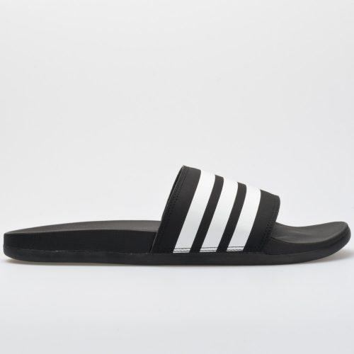 adidas adilette Comfort: adidas Men's Sandals & Slides Black/White