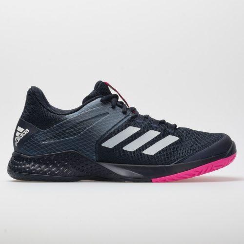 adidas adizero Club 2: adidas Men's Tennis Shoes Legend Ink/Shock Pink