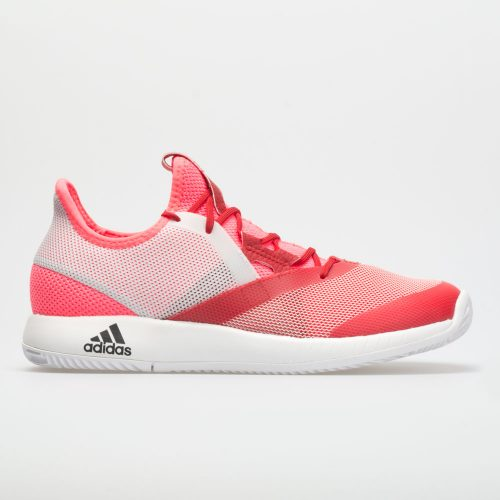 adidas adizero Defiant Bounce: adidas Women's Tennis Shoes Flash Red/White/Scarlet