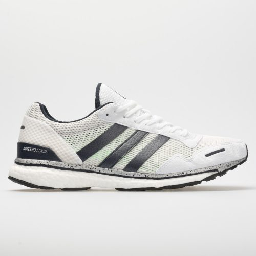 adidas adizero adios 3: adidas Men's Running Shoes Legend Ink/Shock Lime/Hi-Res Blue