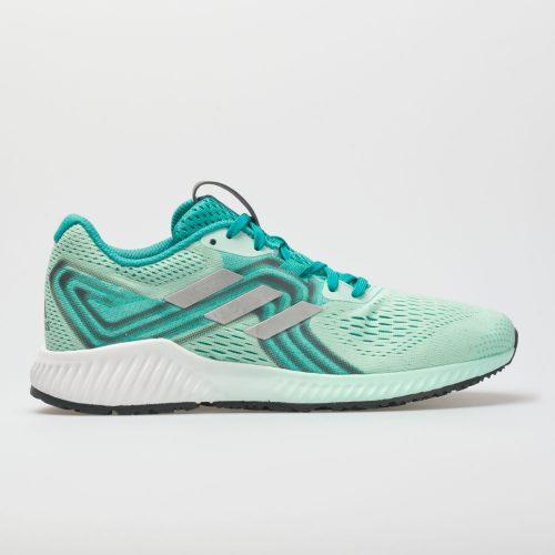 adidas aerobounce: adidas Women's Running Shoes Hi-Res Aqua/Silver/Clear Mint