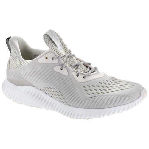 adidas alphabounce Engineered Mesh: adidas Women's Running Shoes Chalk White/Pearl Grey