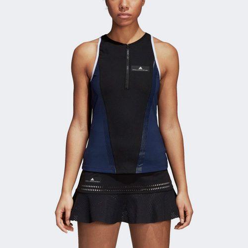 adidas by Stella McCartney Barricade Tank: adidas Women's Tennis Apparel Summer 2018