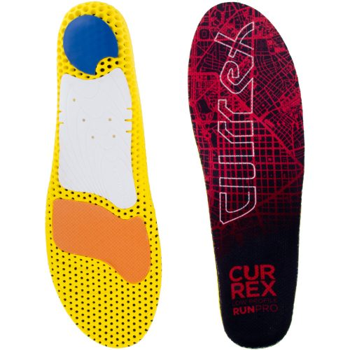 currexPro RUNPRO Low Arch Insoles: currexSole Insoles