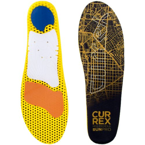 currexPro RUNPRO Medium Arch Insoles: currexSole Insoles