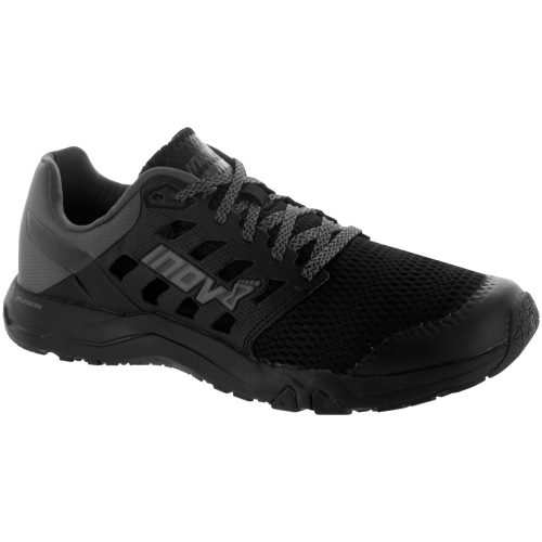 inov-8 All Train 215: Inov-8 Women's Training Shoes Black/Grey