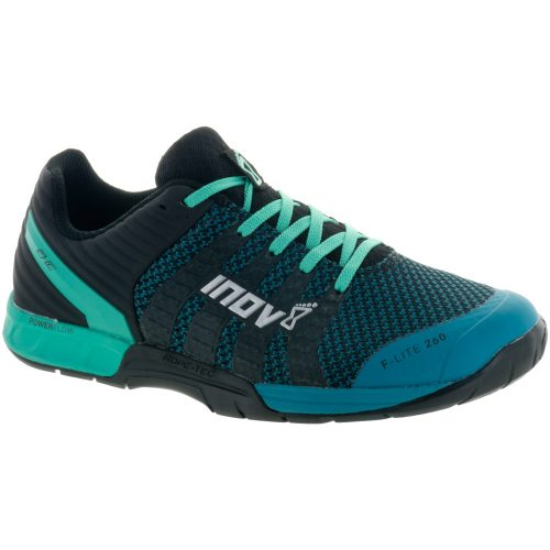 inov-8 F-Lite 260 Knit: Inov-8 Women's Training Shoes Teal/Black