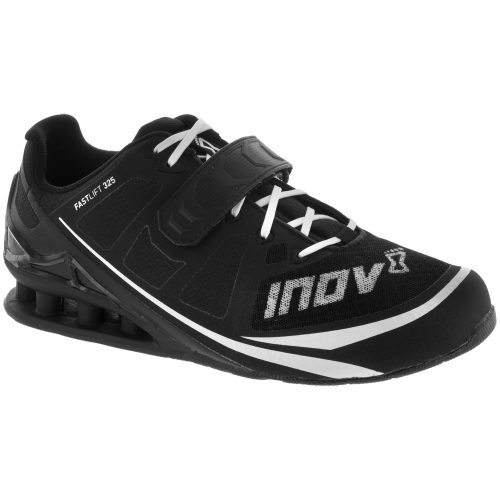 inov-8 Fastlift 325: Inov-8 Men's Training Shoes Black/White