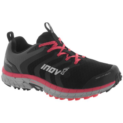 inov-8 Parkclaw 275 GTX: Inov-8 Women's Running Shoes Black/Coral