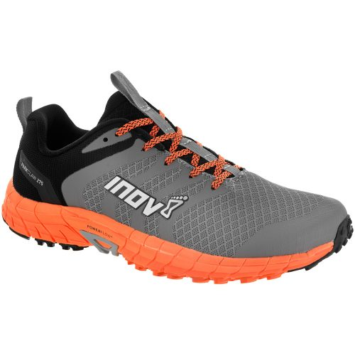 inov-8 Parkclaw 275: Inov-8 Men's Running Shoes Grey/Orange
