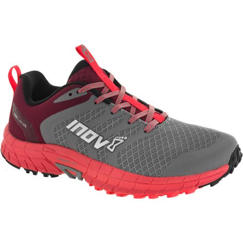 inov-8 Parkclaw 275: Inov-8 Women's Running Shoes Grey/Coral