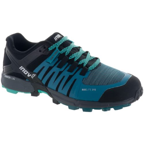 inov-8 Roclite 315: Inov-8 Women's Running Shoes Teal/Black