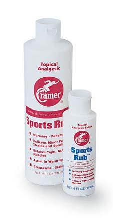 1 Gallon Cramer Sports Rub Lotion