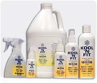 1 Gallon Kool 'N Fit Pain Relieving Spray