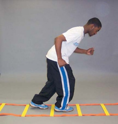 10' Speed and Agility Ladder (Set of 2)