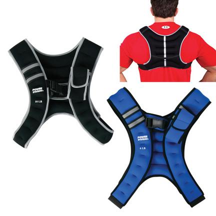 10 lb. Infinity Vest (Black)