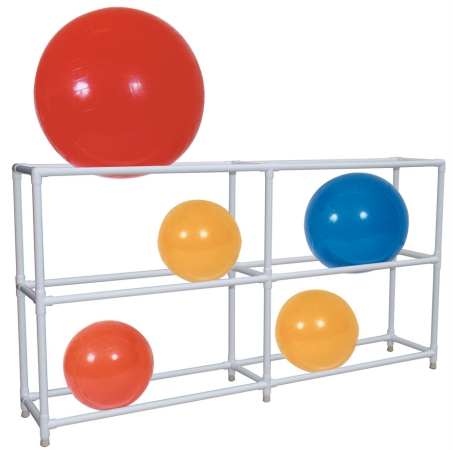 107L x 19.5W x 56H Ball Rack