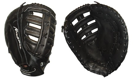 "12.5"" Fastpitch Design Series Single Post Double-T Web Softball Glove by Akadema Professional"