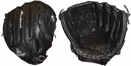 """14"""" B-hive Web Pro Soft Mens Softball Glove by Akadema Professional"""