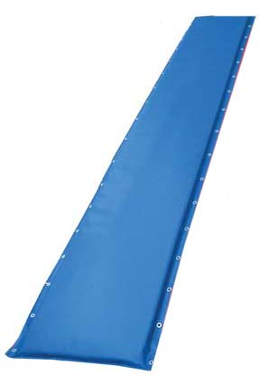 "14"" Blue Protective Post Pad (For Posts Up to 2.75"")"