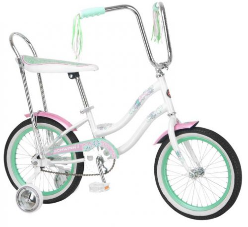 "16"" Girl's Jasmine Bicycle / Bike from Schwinn (White)"