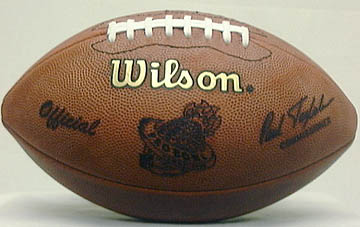 1998 Pro Bowl Football by Wilson -The Official Game Ball Of The Pro Bowl
