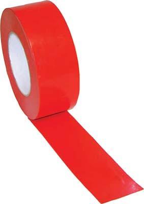"""2"""" Width Gym Floor Red Vinyl Plastic Marking Tape - Set of 10 Rolls"""