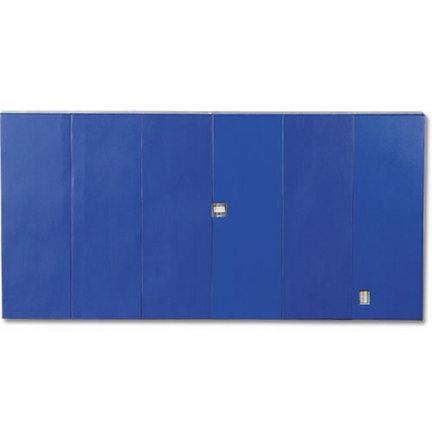 "2' x 7' x 1 3/8"" Polyethylene Wall Mat (pad)"