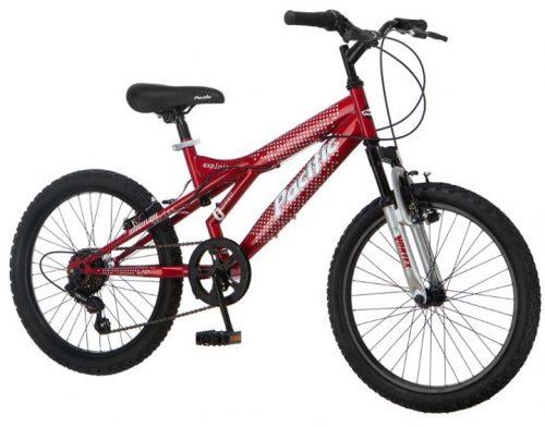 "20"" Boy's Exploit Bicycle / Bike from Pacific Bicycles (Red)"