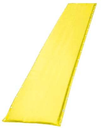 "20"" Yellow Protective Post Pad (For Posts 2.75"" to 4"")"