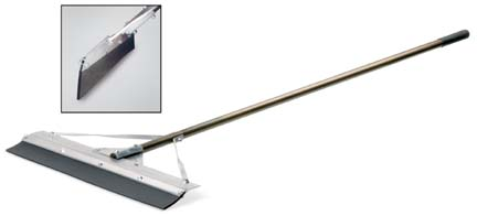 "24"" Magnum Straight-Edge Squeegee from Standard Golf"