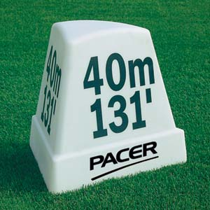 24M / 79 ft. Pacer Distance Marker