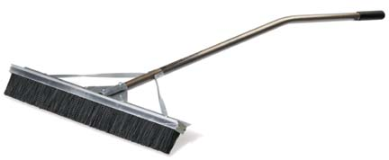 "28"" Magnum Maximum Duty Broom from Standard Golf"